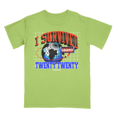 """I Survived 2020"" T-Shirt"