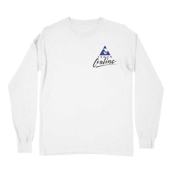 "FRGVN ""On line "" Long Sleeve T-Shirt"