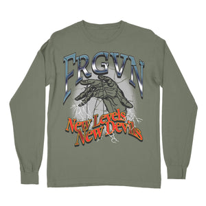 "FRGVN ""New Levels"" Long Sleeve T-Shirt"
