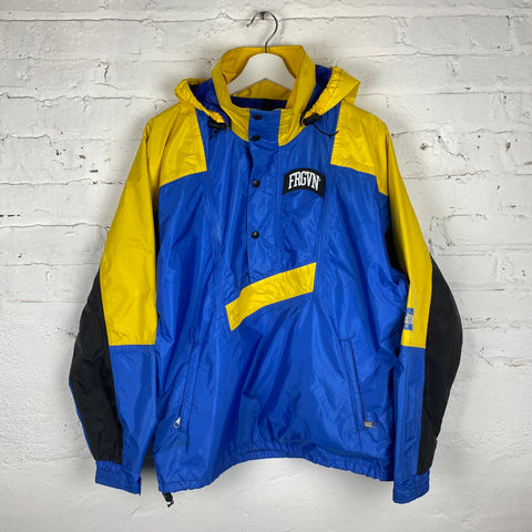 Vintage FRGVN The North Face GORE-TEX Hooded 1/2 Zip Jacket