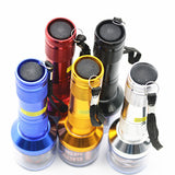 Electric Grinder Flashlight - Online Bongs, Pipes Trimeck.com