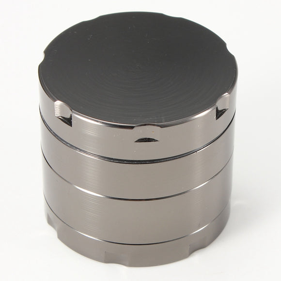 Cylinder Shaped Four Layers Grinder - Online Bongs, Pipes Trimeck.com