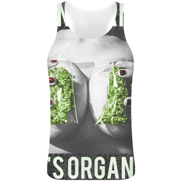 Its Organic Tank Top - Online Bongs, Pipes Trimeck.com