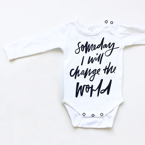 change the world romper