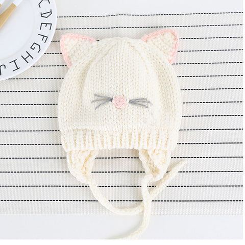Knit Kitty Hat