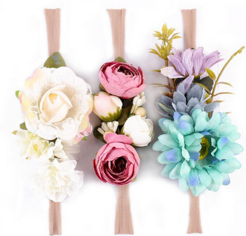 Flower Crown- Choose your Color