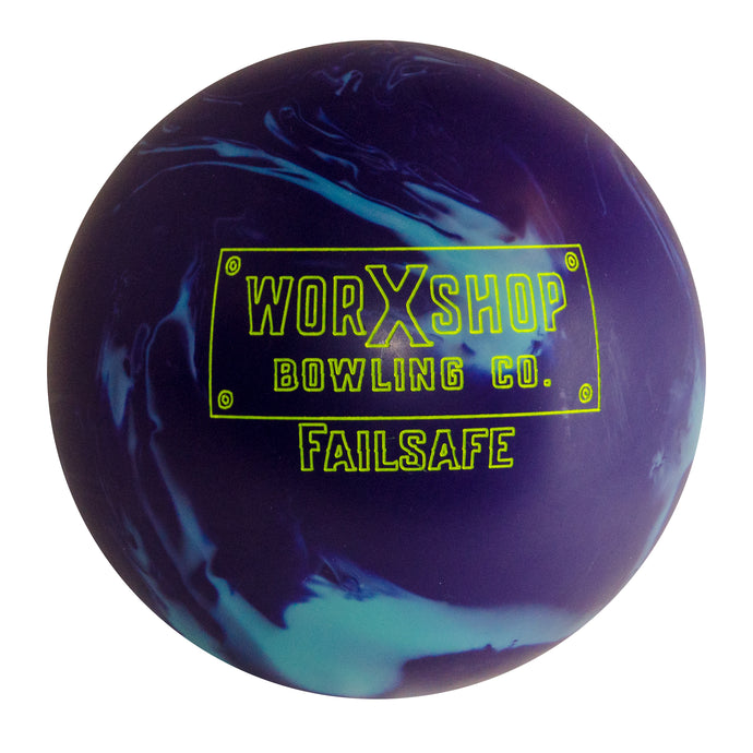 WorXshop Cycle 1 Failsafe Classic Motion Bowling Ball