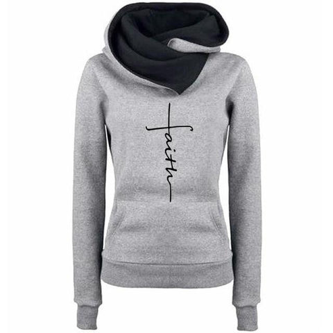 Image of Pure Faith Pullover Hoodie