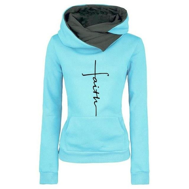 Pure Faith Pullover Hoodie