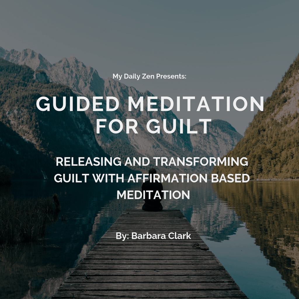 Guided Meditation for Releasing Guilt