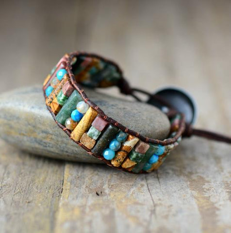 Image of Boho-Chic Energy Bracelet