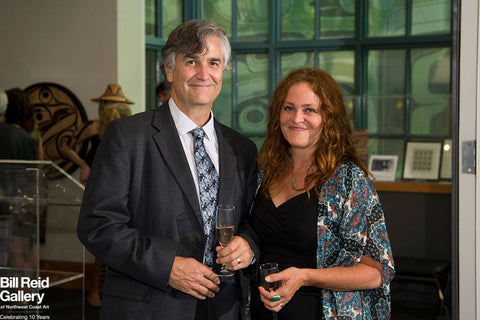 10th Anniversary Gala, Bill Reid Gallery, venue rental, event