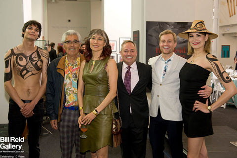 10th Anniversary Gala, Bill Reid Gallery, event, Terri-Lynn Williams-Davidson