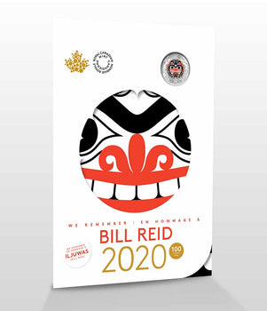 Bill Reid 2020 Coin Collector Card