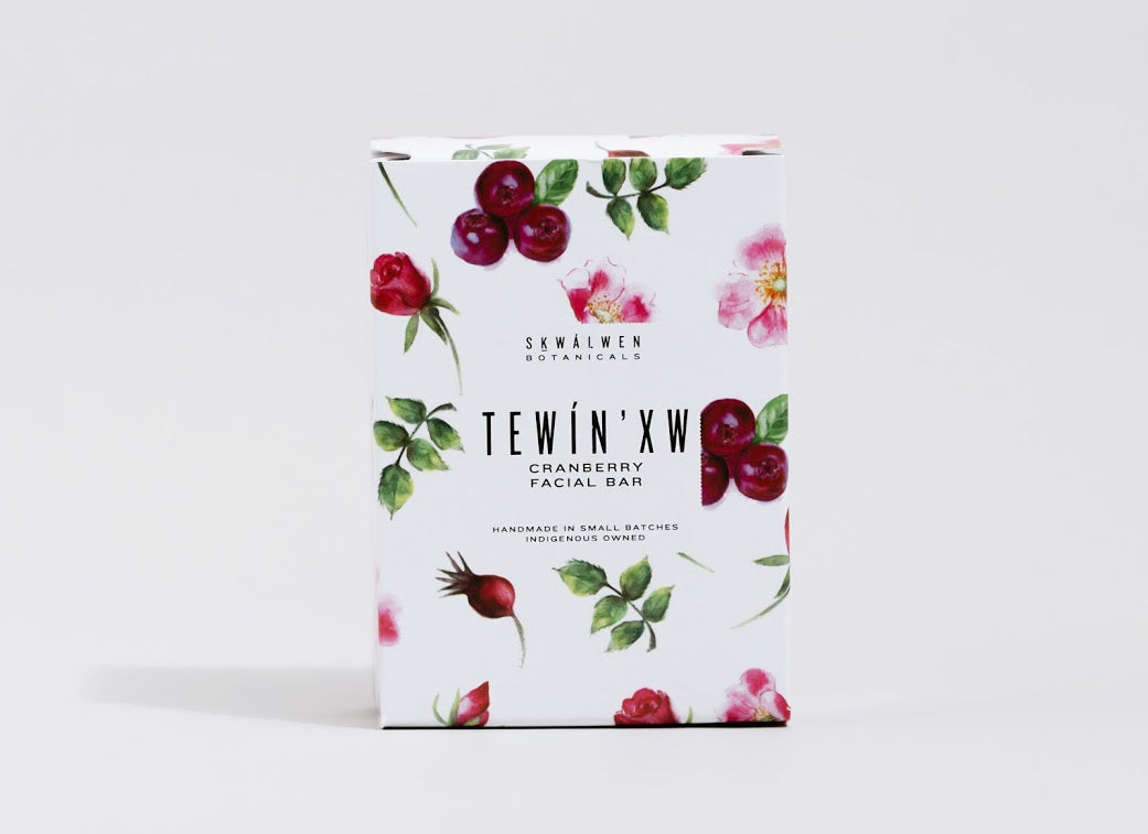 Tewin'xw Cranberry Facial Bar
