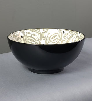 Moon - Porcelain Bowl