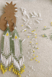 Online Workshop: Beaded Earrings - December 5 - Sold Out