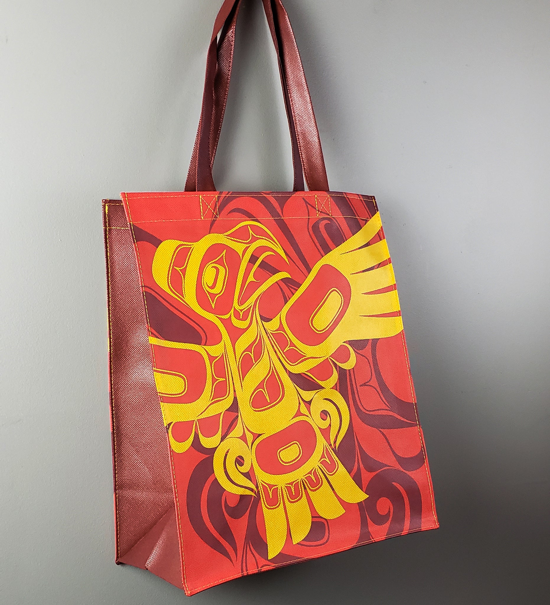 Eagle, Large Eco-Bag