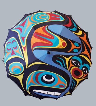 Killer Whale Umbrella