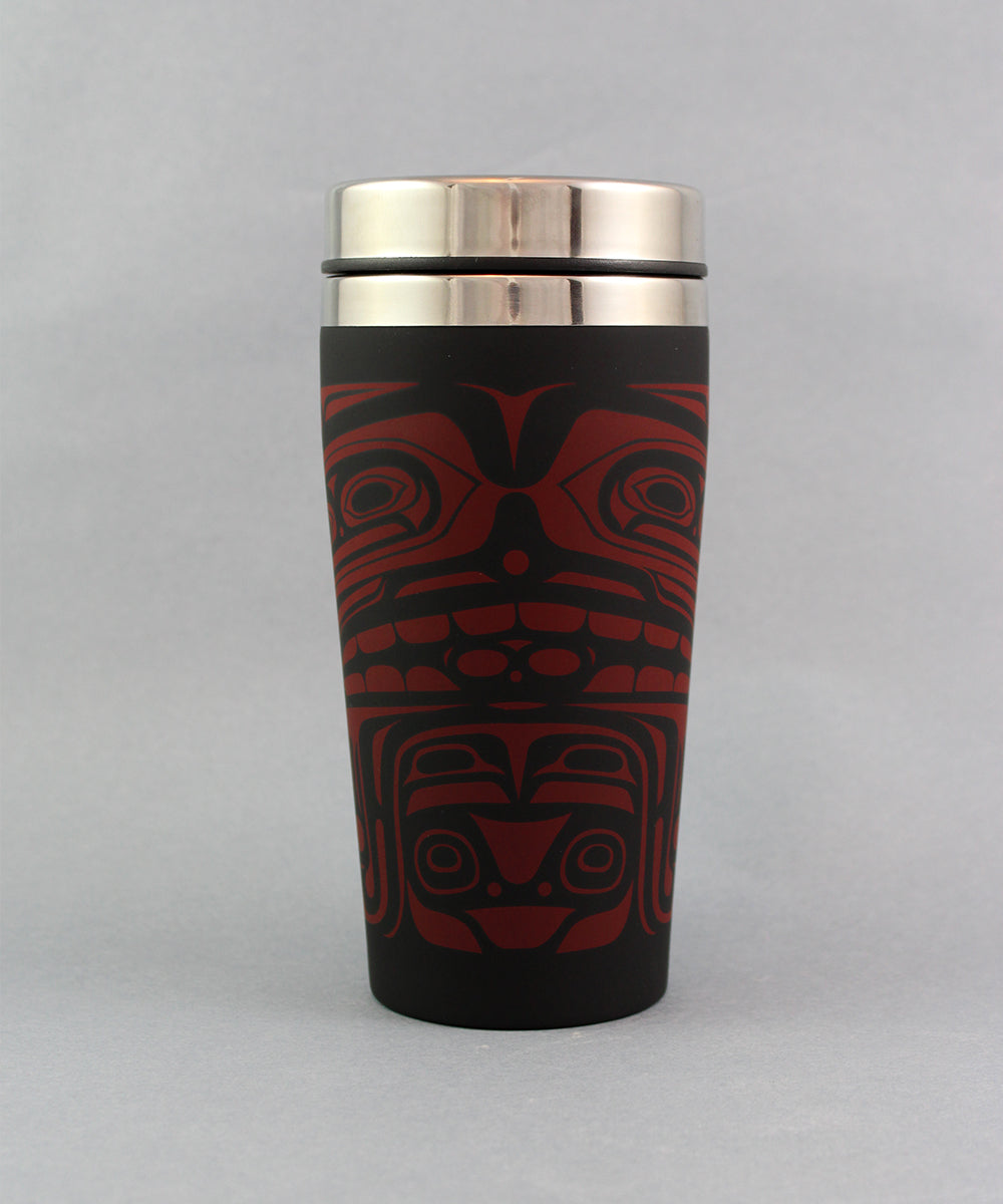 Chief of the Seas, 16oz Matte Travel Mug