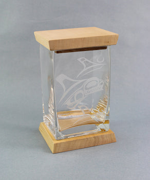 Killer Whale bentwood box