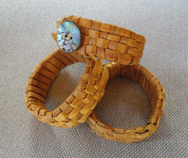 Cedar Bracelet - Online Workshop - Saturday, October 24