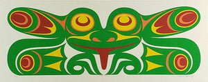 Tree Frog, Limited Edition Print