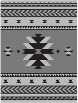 Woven Blanket, Visions of Our Ancestors
