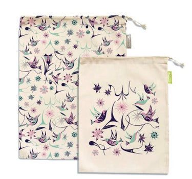 Reusable Produce Bag Sets, Various Designs