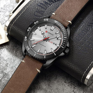 CURREN Luxury men watch
