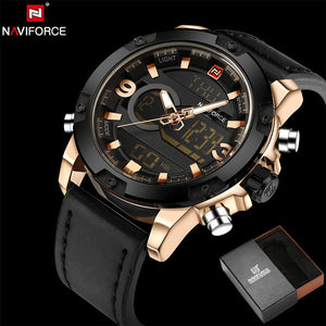 NAVIFORCE Men's Sport Wristwatch