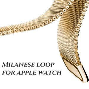 Milanese Loop Watch Band for Fitbit Blaze