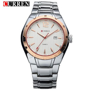 CURREN Men's Casual  Quartz Watch