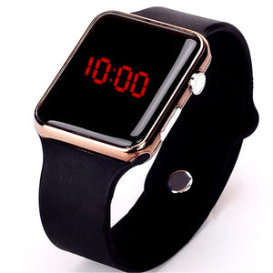 WGDW-1000 Unisex Sport LED Digital Wrist Watch