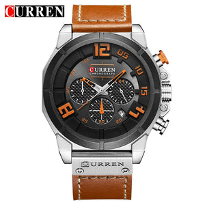 CURREN Quartz Wrist Watch