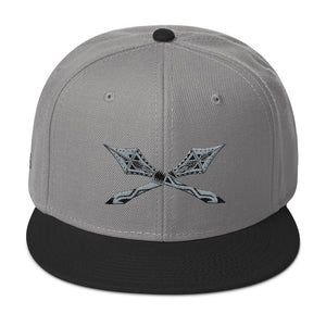 KOA club front of hat black/grey