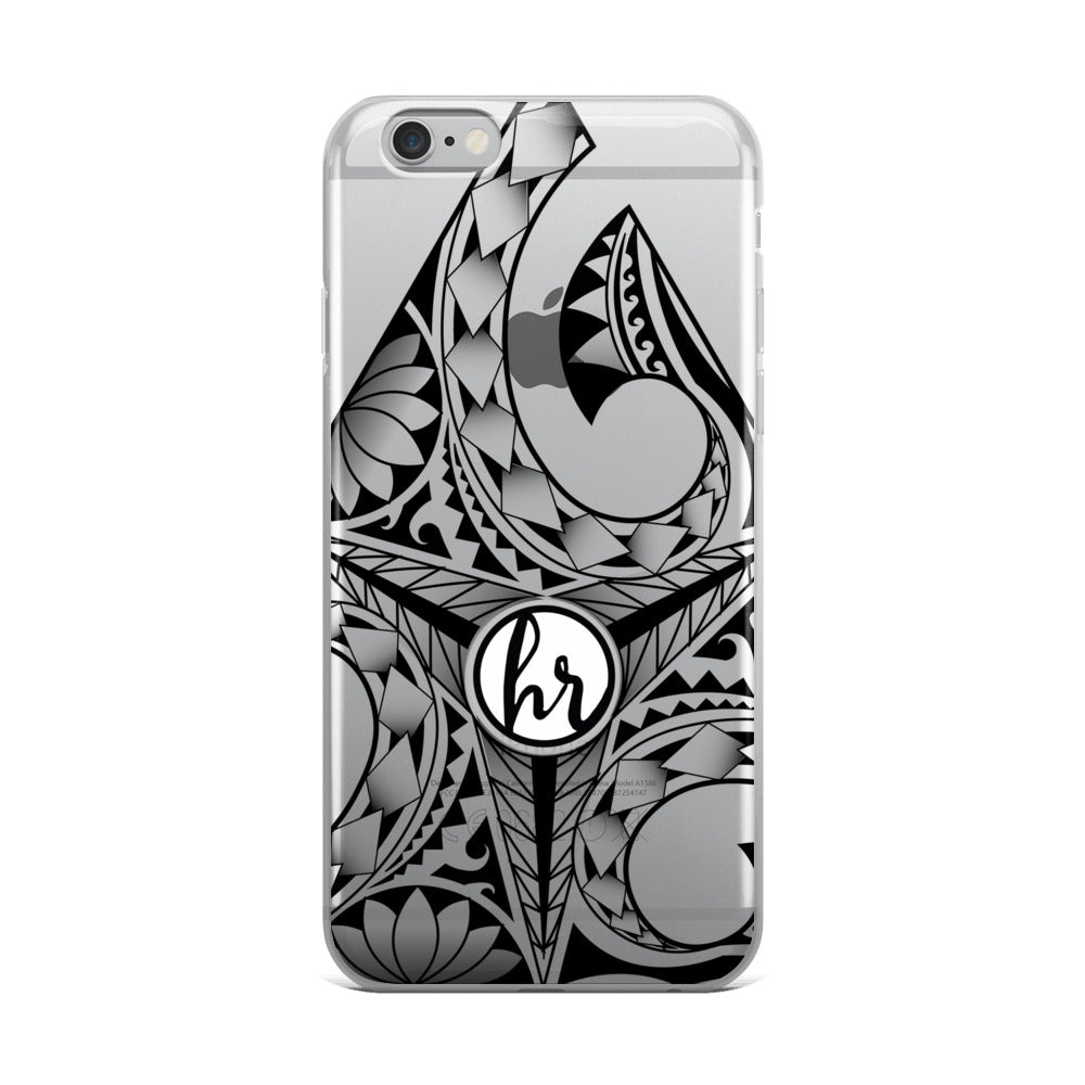 Mana Tribe iPhone Case