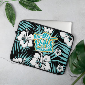 Tropical Hibiscus Laptop Sleeve