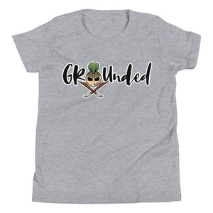 Stay Grounded Youth Short Sleeve T-Shirt