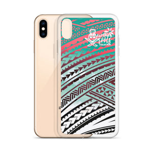 Tropical Tribal iPhone Case