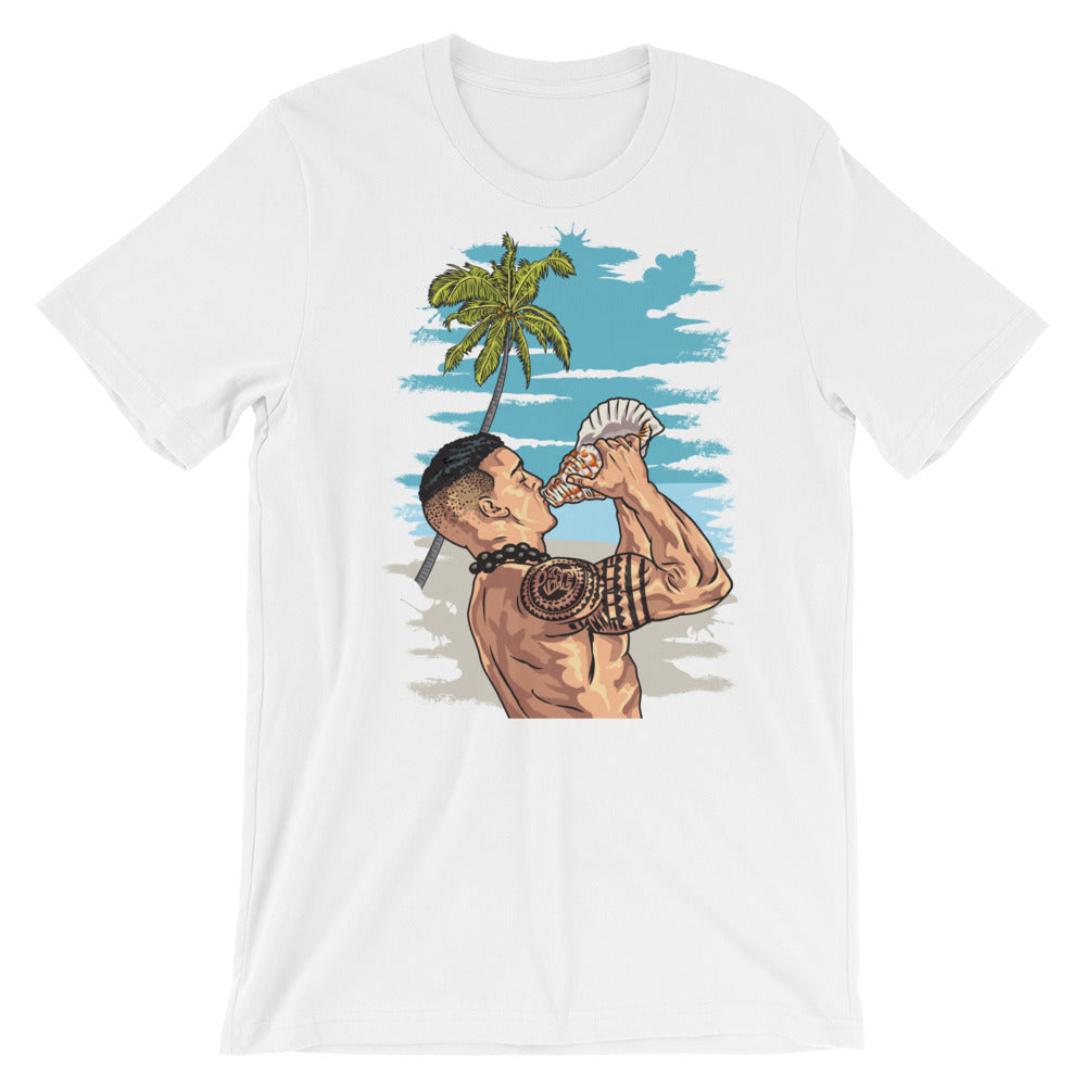 Sounds of the Pacific Unisex T-Shirt
