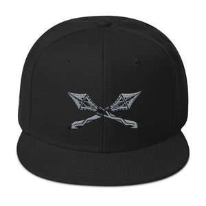KOA club front of hat black
