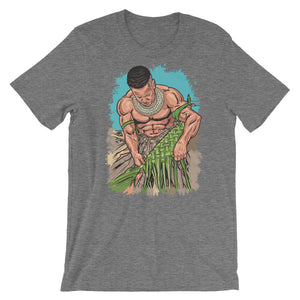 Art of Weaving front of t-shirt