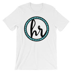 HRC logo front of t-shirt white