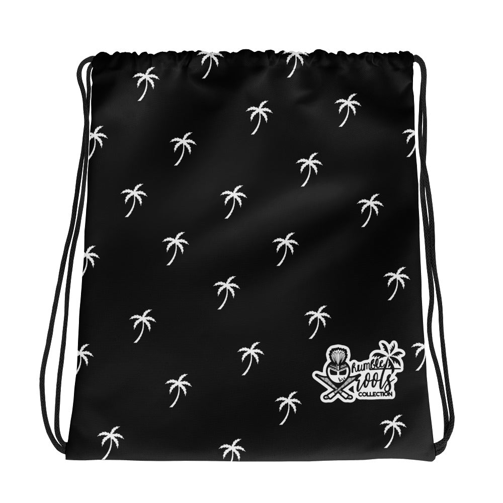 Coco Tree Drawstring bag
