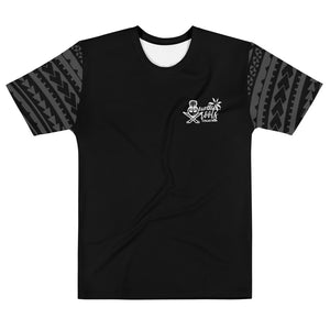Tribal Sleeve Black Men's T-shirt