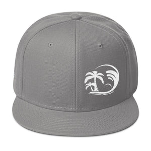 Ocean Breeze Snapback Hat