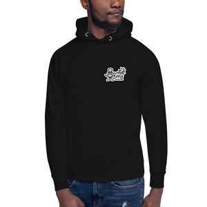 Humble Warrior Unisex Hoodie Black