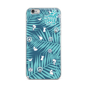 South Pacific Tribe iPhone Case