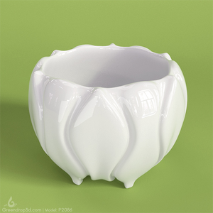 P2086 - Mini Vase A - greendrop3d